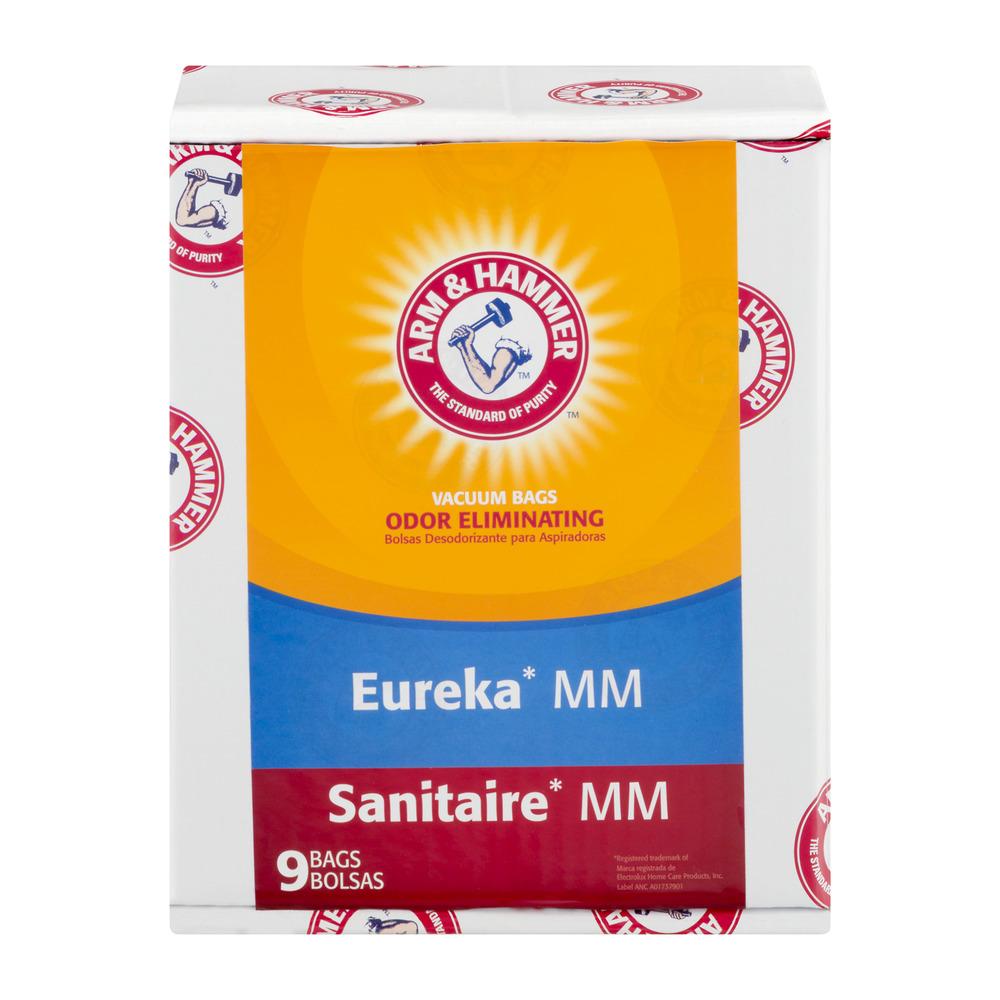 Arm & Hammer Odor Eliminating Vacuum Bags Eureka MM & Sanitaire MM - 9 CT
