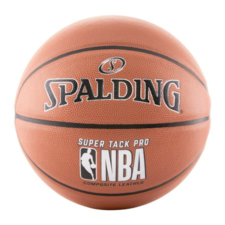 Spalding NBA 29.5 Super Tack Indoor/ Outdoor (Best Champion Basketball Balls)