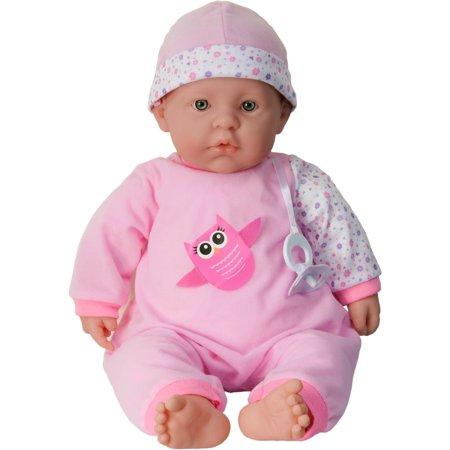 Jc Toys Berenguer 20 Quot La Baby Doll Walmart Com