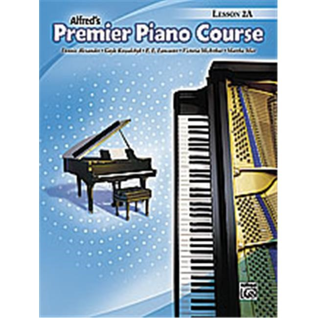 Alfred 00-23264 Premier Piano Course- Lesson Book 2A - Music Book