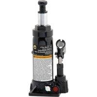 Omega 10045B Black Hydraulic Bottle Jack, 4 Ton Capacity