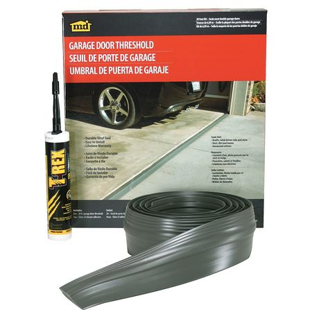 5MFH1 Garage Door Threshold Kit, Smooth/Fluted