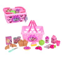 Minnie Bow-Tique Bowtastic Shopping Basket Set, Ages 3+