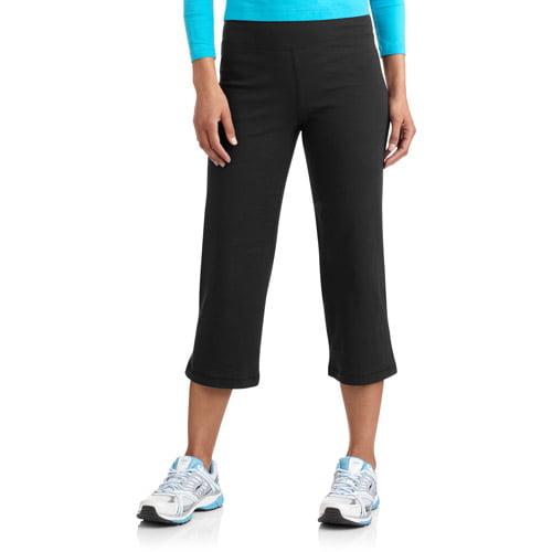Danskin Now Women's Dri-More Capri Pants 2-Pack Bundle - Walmart.com