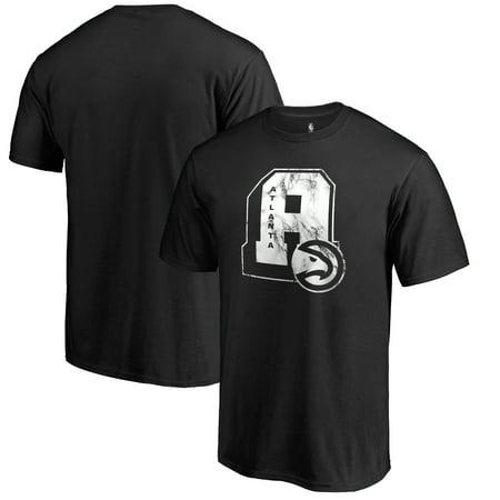 Atlanta Hawks Fanatics Branded Letterman T-Shirt - Black ()