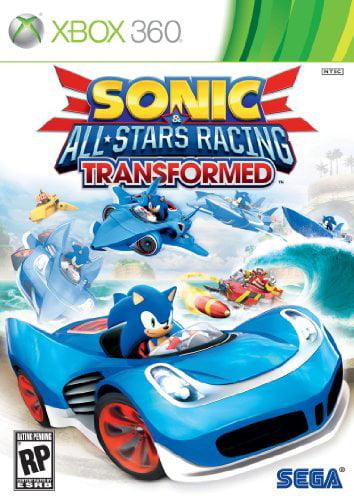 Sega 68063 Sonic And All Stars Race Trans by Sega