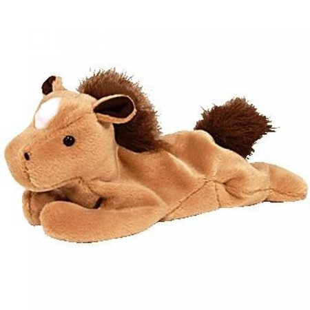 Ty Beanie Babies - Derby the Horse - Retired