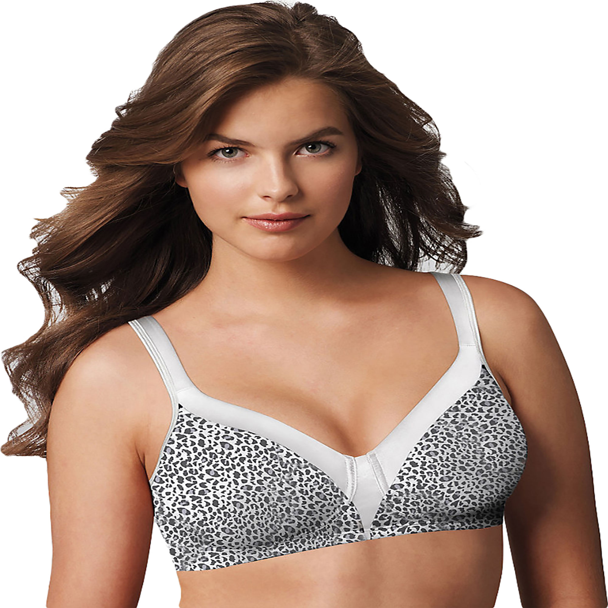 Playtex 18 Hour Sensationally Sleek Wirefree Bra, Style 4803