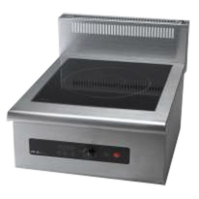 Nemco (TCK112-A) Induction Range Stock Pot 9140-1