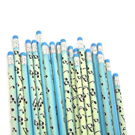 Music Note Pencils