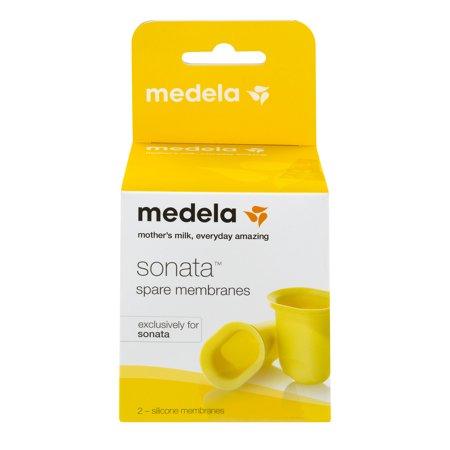 Medela Sonata Breast Pump Spare Membranes, 2 -
