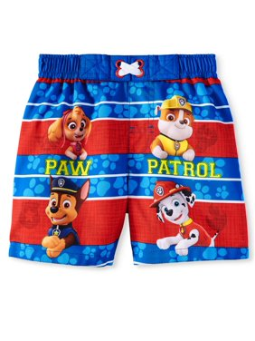 Paw Patrol Baby Toddler Boy Swim Trunks