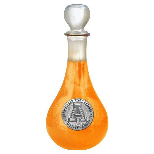 Appalachian State Mountaineers Wine Decanter by