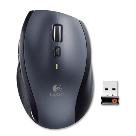 Logitech M705 Wireless Marathon Mouse ()