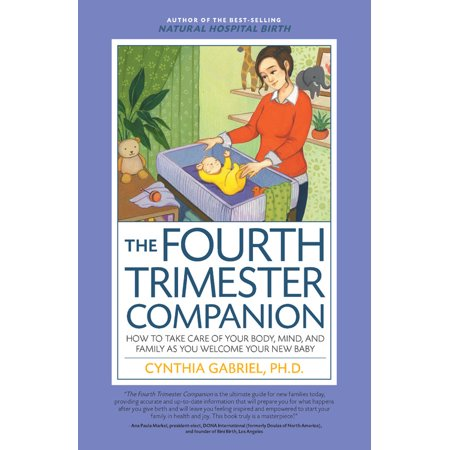 The Fourth Trimester Companion : How to Take Care of Your Body, Mind, and Family as You Welcome Your New