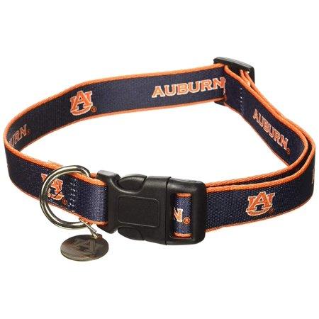 Auburn Dog Collar Alternate Style #2 - M/L (Korean Style Standing Collar)