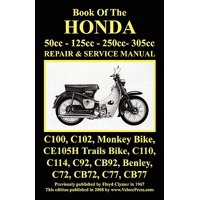 Honda Motorcycle Manual