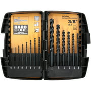 BOSTITCH Black Oxide Drill Bit Set 14-Piece Clamshell, BSA1S14BM