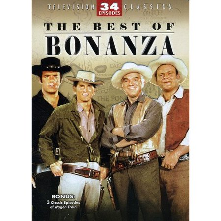 The Best Of Bonanza: 34 Episodes (Ncis Best Gibbs Episodes)