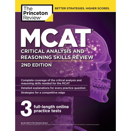 MCAT Critical Analysis and Reasoning Skills Review, 2nd