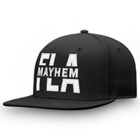 Florida Mayhem Fanatics Branded Profile Adjustable Snapback Hat - Black - OSFA