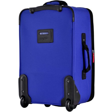 Olympia Let'S Travel! 2Pc Carry-On Luggage Set