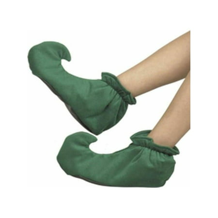 Adult Green Elf Shoes