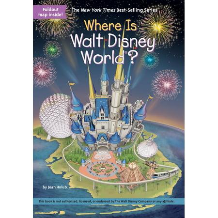 Where Is Walt Disney World? (Paperback) - Walt Disney World Halloween Castle
