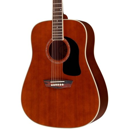 - WD100DL Dreadnought Mahogany Acoustic Guitar