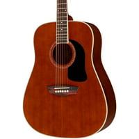 WD100DL Dreadnought Mahogany Acoustic Guitar
