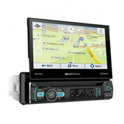 "SOUNDSTREAM VRN-75HB 7"" DVD PLAYER GPS NAVIGATION BLUETOOTH USB AUX"