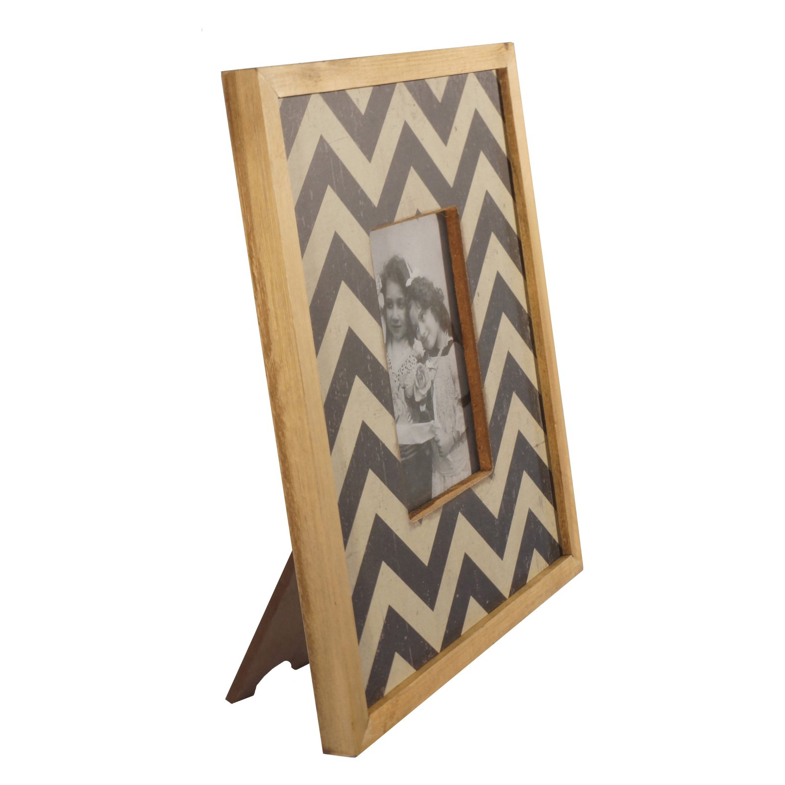 VIP International Chevron Picture Frame