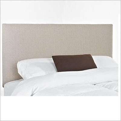 Brand New KlaussnerFurniture 012013159941 Klaussner Heron Headboard, Beige, Twin Home Bedroom Furniture GSS100897... by GSS