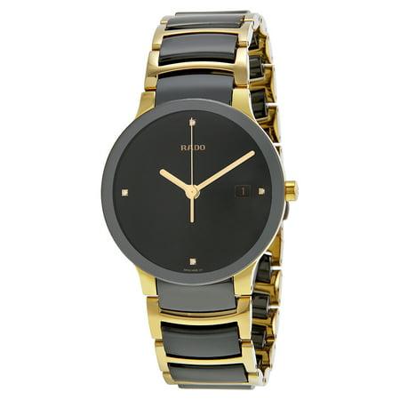 Relógio Rado de luxo para homem cor de ouro, modelo R30929712