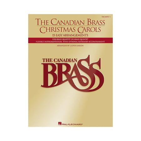 - Hal Leonard The Canadian Brass Christmas Carols Brass Ensemble Trumpet 1