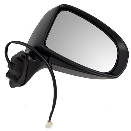 Aftermarket Side View Mirrors - Passengers Power Side View Mirror Replacement for Toyota 87910-47170, Brand new aftermarket replacement By AUTOANDART