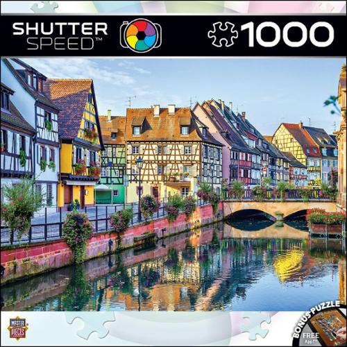 MasterPieces Shutter Speed Delightful Afternoon Puzzle (1000