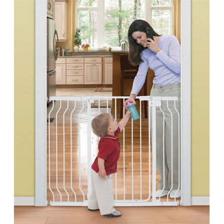 Summer Infant Multi Use Extra Tall Walk Thru Gate