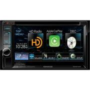 """Kenwood DDX6702S 6.2"""" Double DIN Bluetooth In-Dash DVD/CD/AM/FM/ Receiver w/ HD Radio"""