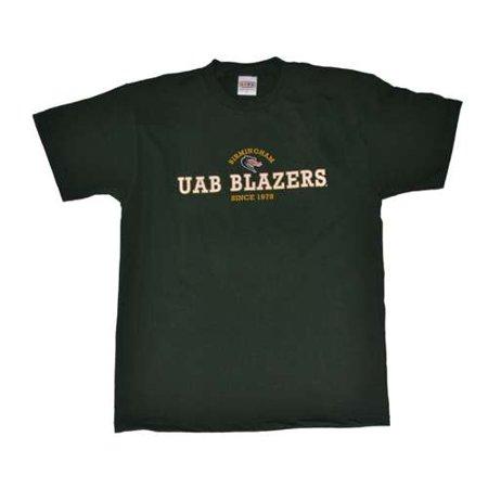 Alabama Birmingham Blazers T-shirt - Blazers Logo, - Birmingham City Home Shirt