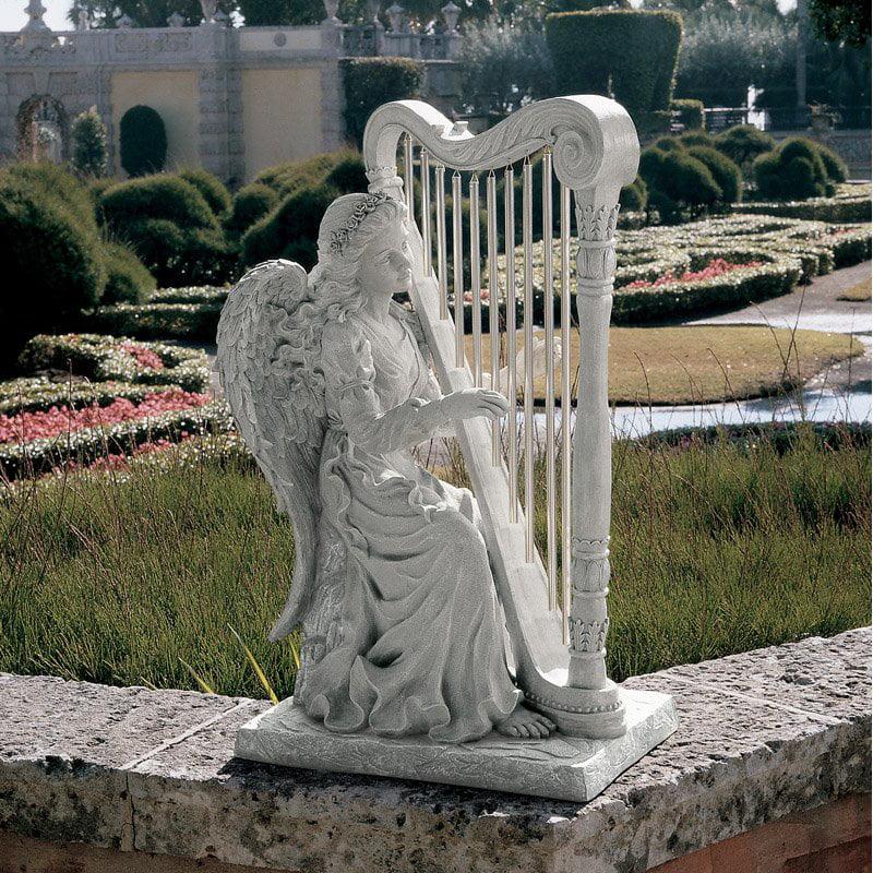 Design Toscano Music from Heaven Angel Garden Statue by Design Toscano