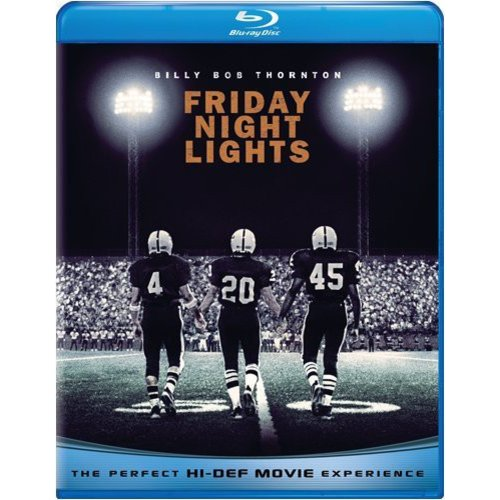 Friday Night Lights (Blu-ray) (With INSTAWATCH) (Widescreen)
