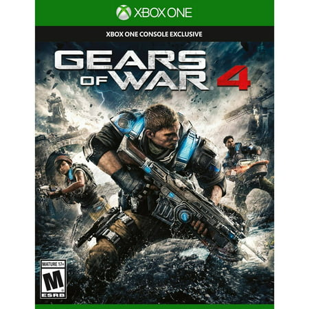 Microsoft Gears Of War 4 - Pre-Owned (Xbox One) (Dawn Of War 3 Pre Order Skins)