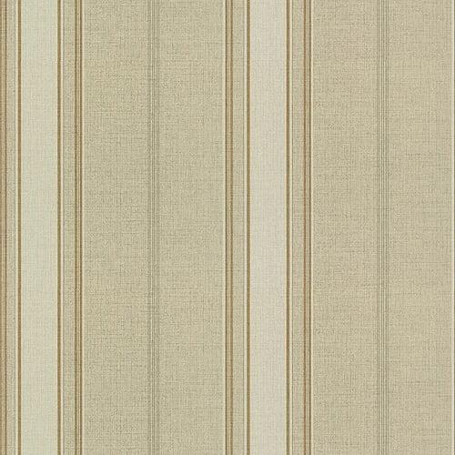 Ambiance Stripe Wallcovering, Beige
