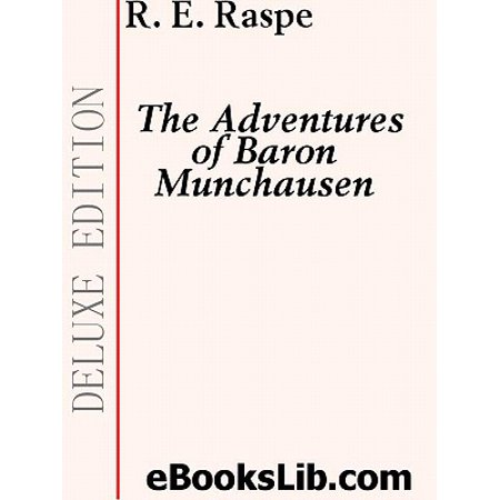 The Adventures of Baron Munchausen - eBook