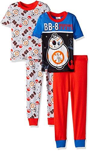 Sleeve Long Pants 2 Piece Pj Set LEGO Stars Wars Big Boys Pajama