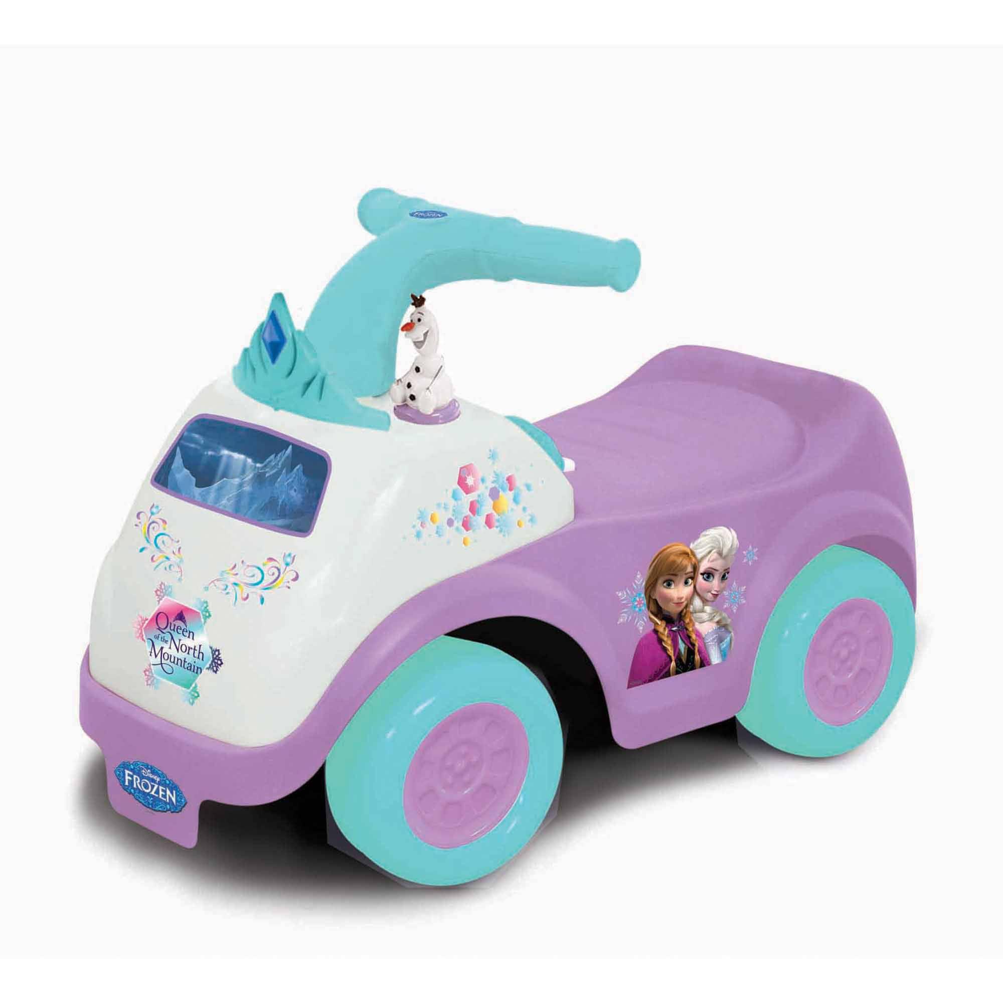 Disney Frozen Light & Sound Drive Along Ride On by Kiddieland