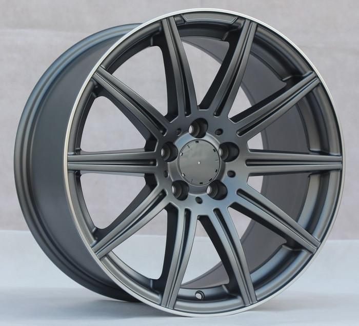 18'' wheels for Mercedes C-Class C250 300 350 400 C43 C63 (Staggered 18x8.5/9.5)