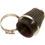 Emgo 12-55752 clamp-on air filter 52mm 12-55752
