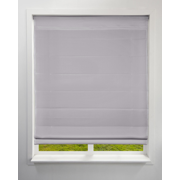 Cordless Fabric Roman Shades